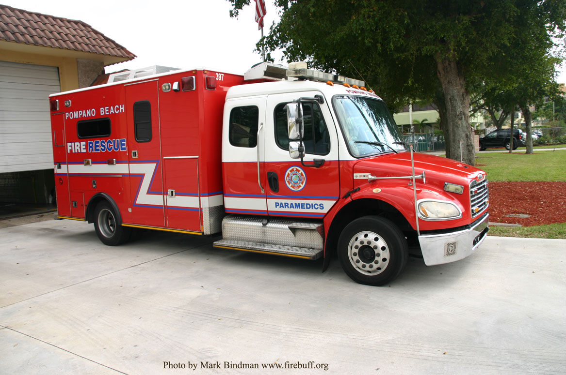 City Of Pompano Beach Fire Inspector
