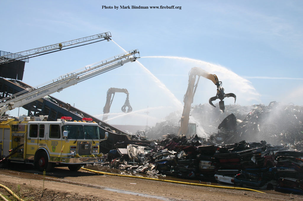Fire Ground Photos